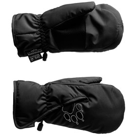Jack Wolfskin Easy Entry Mittens Kids black